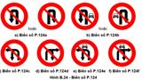 Quay đầu xe không đúng nơi quy định bị xử phạt ra sao?