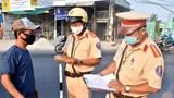 Phòng CSGT Công an Hà Nội khuyến khích người dân nộp tiền vi phạm qua bưu điện