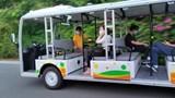 VinBigdata thử nghiệm xe điện không người lái