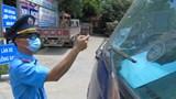Không bắt buộc xe vận chuyển hàng hóa phải có nhận diện luồng xanh
