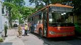 """Hà Nội: Doanh nghiệp vận tải hành khách công cộng phấn khởi khi được thành phố """"tiếp oxy"""""""