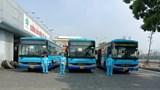 Xe buýt Hà Nội trong cơn bão Covid-19: Gian nan vẫn nêu cao ý thức vì cộng đồng