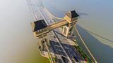 Cầu vượt sông Hồng 8.900 tỷ sẽ mang dáng vẻ thơ mộng