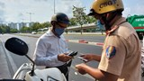Điều khiển xe máy không có Giấy phép lái xe có thể bị phạt đến 2 triệu đồng