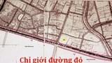 Hà Nội: Duyệt chỉ giới đỏ tuyến đường từ đê sông Hồng đi Dốc Lã - Ninh Hiệp