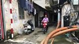 Điểm nóng giao thông: Dây cáp mọc phân đôi ngõ 8, đường Kim Giang