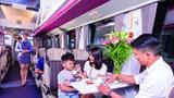 Hành khách mua vé tàu sớm và đi xa có thể được giảm đến 50%