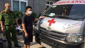"""Xử lý tài xế nhận chở đôi nam nữ """"thông chốt"""" vào Hà Nội với giá 3 triệu đồng"""