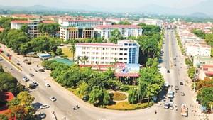 Hà Nội mở rộng đường trục phát triển thị xã Sơn Tây