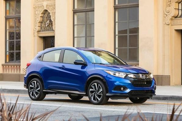 Giá xe ôtô hôm nay 25/6: Honda HR-V dao động từ 786-871 triệu đồng