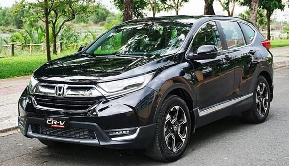 Giá xe ôtô hôm nay 15/7: Honda CR-V dao động từ 983-1.093 triệu đồng