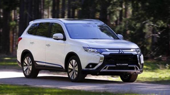 Giá xe ôtô hôm nay 17/7: Mitsubishi Outlander ưu đãi hơn 51 triệu đồng