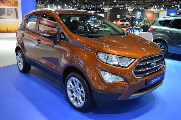 Giá xe ôtô hôm nay 1/8: Ford EcoSport ưu đãi đến 80 triệu đồng