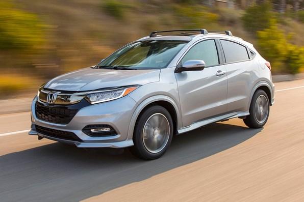 Giá xe ôtô hôm nay 26/8: Honda HR-V dao động từ 786-871 triệu đồng