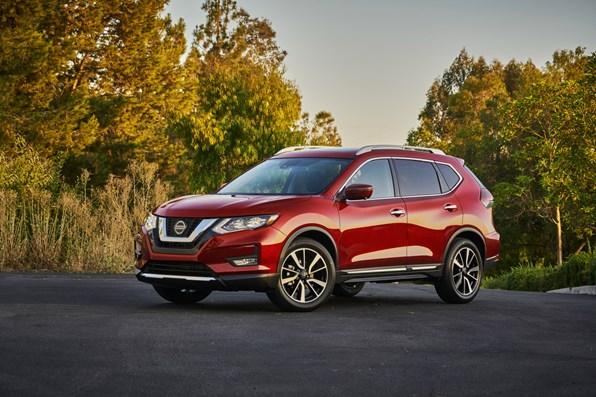 Giá xe ôtô hôm nay 27/8: Nissan X-Trail ưu đãi 30 triệu đồng