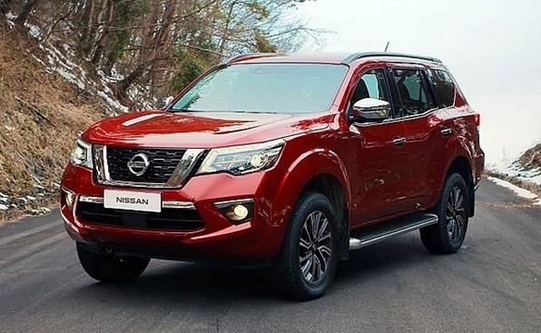 Giá xe ôtô hôm nay 30/8: Nissan Terra ưu đãi 20 triệu đồng và bộ phụ kiện