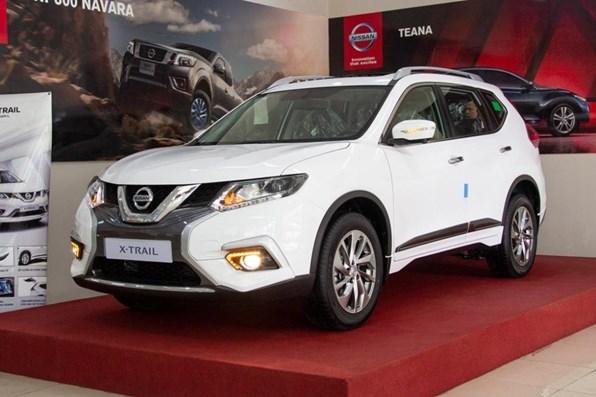 Giá xe ôtô hôm nay 5/9: Nissan X-Traildao động từ 839 - 1.023 triệu đồng