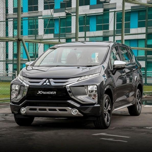 Giá xe ôtô hôm nay 6/9: Mitsubishi Xpander dao động từ 555 - 630 triệu đồng