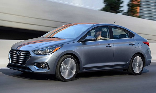Giá xe ôtô hôm nay 7/9: Hyundai Accent dao động từ 426,1 - 542,1 triệu đồng