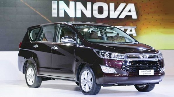 Giá xe ôtô hôm nay 18/9: Toyota Innova ưu đãi 40 triệu đồng