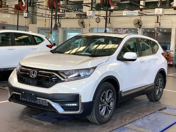 Giá xe ôtô hôm nay 27/9: Honda CR-V dao động từ 998-1.118 triệu đồng