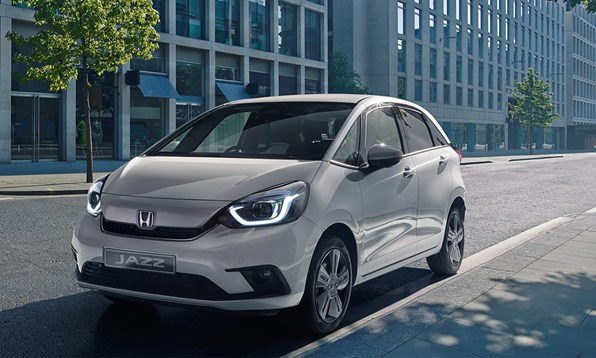 Giá xe ôtô hôm nay 2/10: Honda Jazz dao động từ 544 - 624 triệu đồng