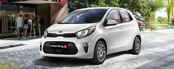 Giá xe ôtô hôm nay 3/10: Kia Morning tặng phụ kiện chính hãng