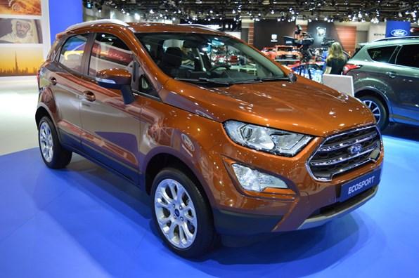Giá xe ôtô hôm nay 4/10: Ford EcoSport giảm mạnh