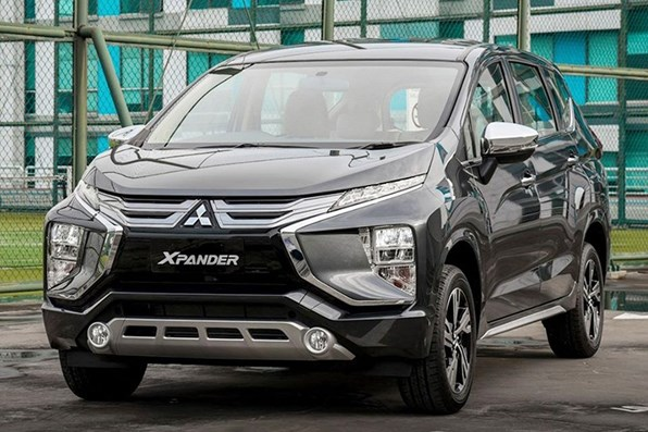 Giá xe ôtô hôm nay 12/10: Mitsubishi Xpander dao động từ 555 - 630 triệu đồng