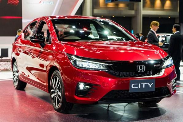 Giá xe ôtô hôm nay 11/12: Honda City 2021 mới ra mắt