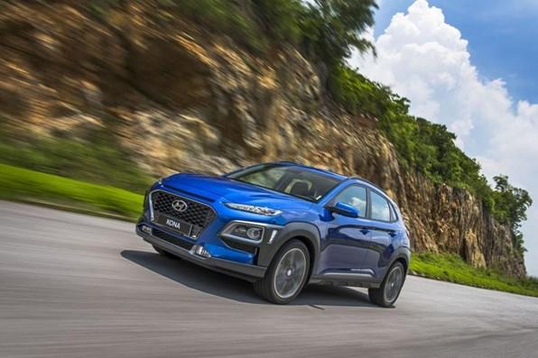 Giá xe ôtô hôm nay 16/12: Hyundai Kona dao động từ 636 - 750 triệu đồng