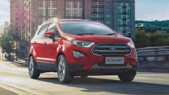 Giá xe ôtô hôm nay 22/12: Ford EcoSport ưu đãi 25 triệu đồng