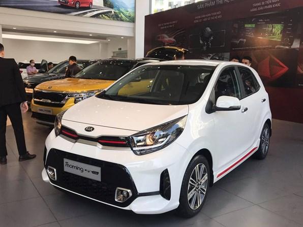 Giá xe ô tô Kia tháng 4/2021: Ưu đãi lên tới 70 triệu đồng