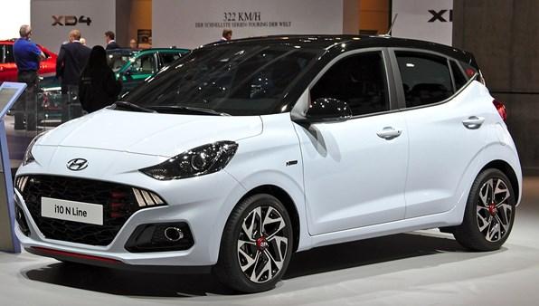 Giá xe ô tô Hyundai tháng 6/2021: Dao động từ 315 triệu đến 2,2 tỷ đồng