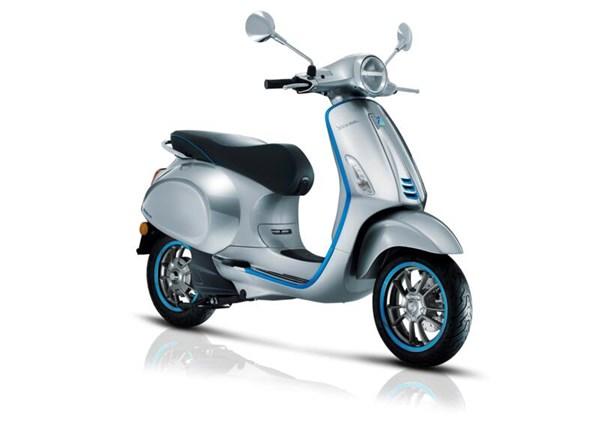 Xe máy điện Vespa Elettrica khi nào được bán tại Việt Nam?