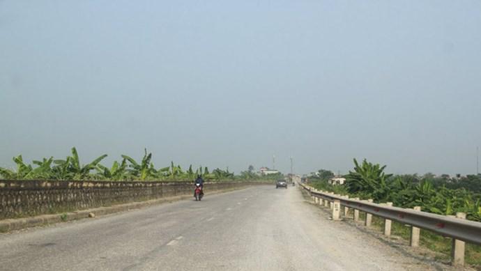 Phê duyệt chỉ giới đường đỏ tuyến Quốc lộ 21B, đoạn qua huyện Ứng Hòa