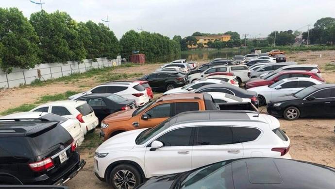 Hà Nội: Công an quận Cầu Giấy triệt phá đường dây trộm cắp, tiêu thụ xe gian, thu giữ gần 100 ô tô
