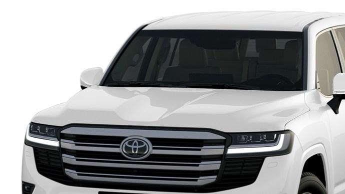 Xe Land Cruiser thế hệ mới có giá bán lẻ hơn 4 tỷ đồng