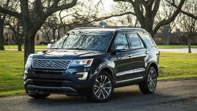 Ford triệu hồi gần 775.000 xe Explorer do lỗi hệ thống treo sau