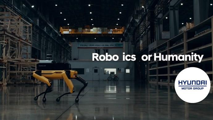 Hyundai chế tạo robot Spot để giám sát hoạt động tại các nhà máy sản xuất ô tô