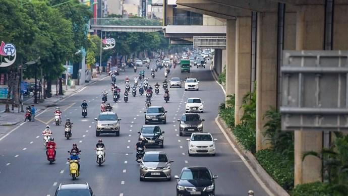 Hà Nội: Từ 21/9 không áp dụng giấy đi đường, vẫn duy trì kiểm soát cửa ngõ