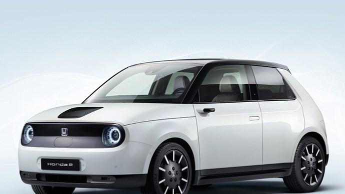 Honda đặt mục tiêu bán 70.000 xe điện Prologue vào năm 2024