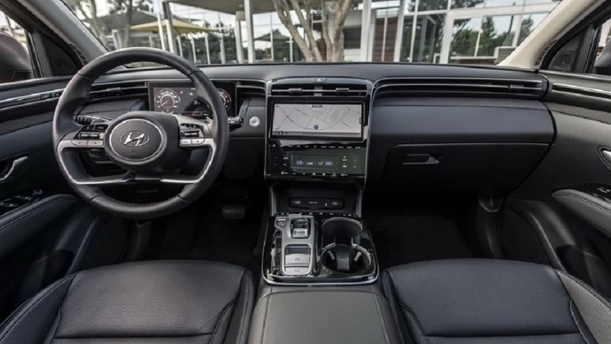 4 điểm được yêu thích nhất trên Hyundai Tucson 2022