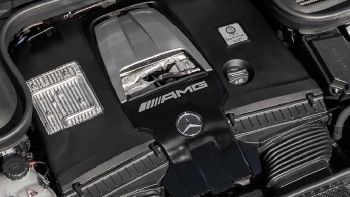 Động cơ V8 của Mercedes-AMG vẫn được sử dụng trong 10 năm nữa