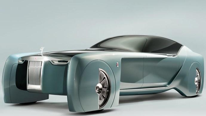 Rolls-Royce sẽ giới thiệu chiếc xe điện đầu tiên vào ngày 29/9