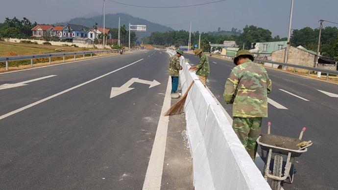 Hơn 500 tỷ đồng cải tạo, nâng cấp Quốc lộ 6, đoạn tránh thành phố Hòa Bình