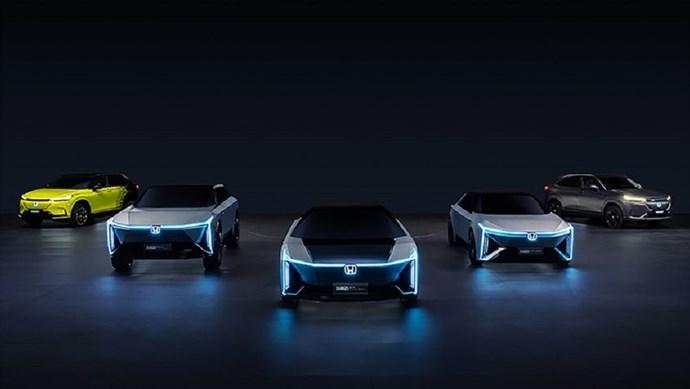 Honda và khái niệm xe điện e: N-badged