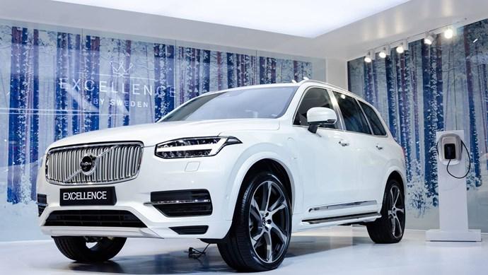 Gần 600 xe ô tô Volvo phải triệu hồi
