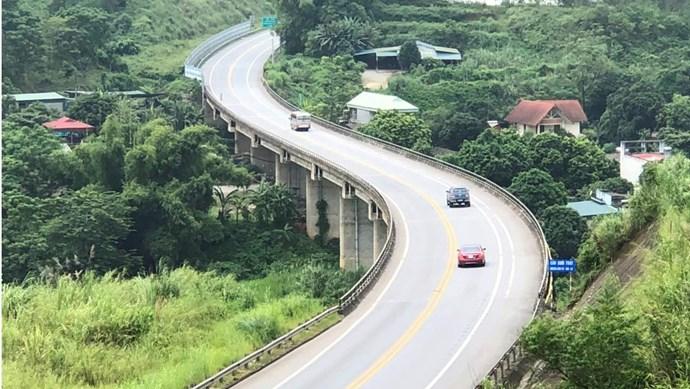 Dự kiến khởi công cao tốc kết nối Hà Giang với tuyến Nội Bài - Lào Cai vào cuối 2024