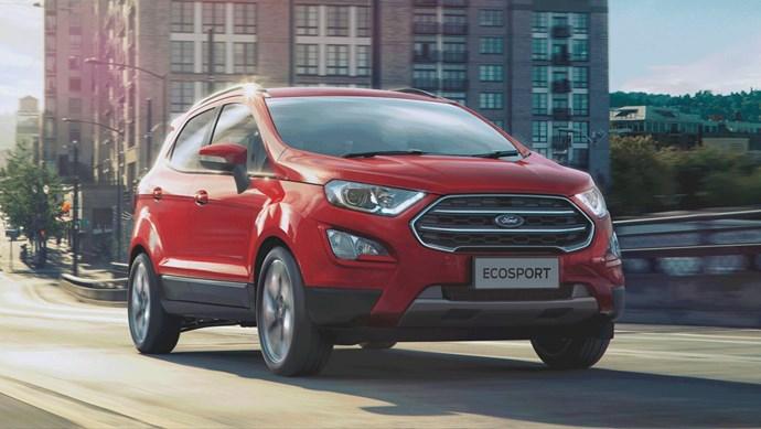 Hơn 300 chiếc Ford EcoSport bị triệu hồi do gặp vấn đề về dây tín hiệu